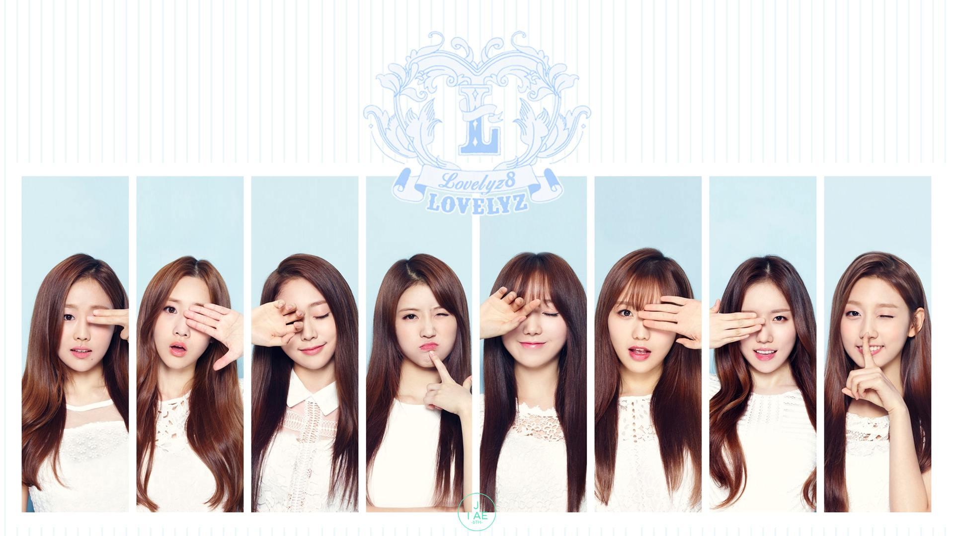 LOVELYZ JEONG YEIN Official Photocard LOVELYZ8 1st Album Ah