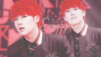 Sunggyu | Red Hair