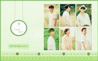 VIXX ♥ CAN'T SAY :: SEPTEMBER CALENDER