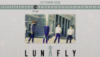 LUNAFLY Calendar October