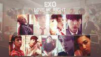 :: EXO LOVE ME RIGHT Japan ver. 2 ::