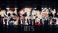 BTS War of Hormone Wallpaper (no signature)