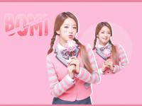 BOMI PASTel WORld ; A-Pink