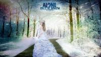 ALONE┇In the snow
