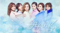 APINK | BlinkBlue Wallpaper