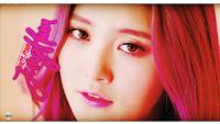 JungHwa | HOT P!NK | Painting