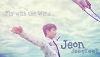 JungKook .. Fly With the Wind ..