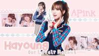 Hayoung! .. our Lovely Maknae!