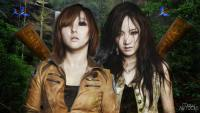 Miss A | Jia and Min The Bounty Hunter