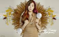 SNSD | Tiffany In Sure Magazine