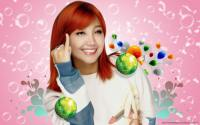 Apink | Eunji In Bubble Balloon