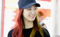SNSD | Yuri Two Color Hair