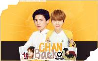 EXO l CHANBAEK #93Line มั้ยละ