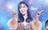 SNSD | Yuri The Black Blue Pearl