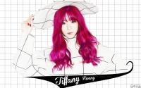 SNSD | Tiffany Othello Pink