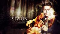 "[Edit Stock] Super Junior Siwon ""Gold Elegant"""