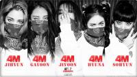 "4Minute | 7th mini album ""4M"""