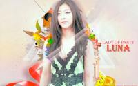 "F(x) | Luna ""Lady Of Party"""