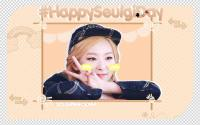 #HappySeulgiday