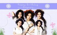 SNSD | Sooyoung's Birthday