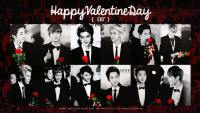 EXO #HappyValentineDay