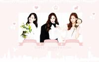 SNSD | TaeTiSeo Love Queen And Rabbit