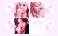 AOA | Cream Shot In The Mouth