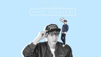 [EXO] PARK CHANYEOL SIMPLE WALLPAPER