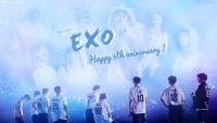 4 Years with EXO !!!