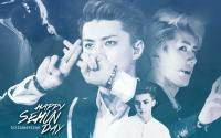 EXO WALLPAPER :: SEHUN DAY