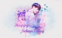 Happy sehun day