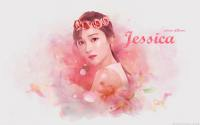 Jessica : princess of flowers