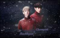 Snow with Chanbaek