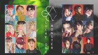 :: EXO NEW ALBUM ::  LuckyOne VS Monster
