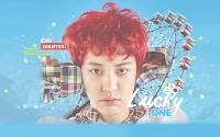 CHANYEOL ★ EX'ACT / Lucky One