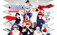 EXO::Hat's On Summer 2016