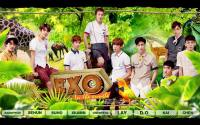 EXO In The Jungle [IVY CLUB Spesial summer 2016 ]
