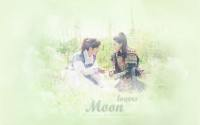 Moon lovers :wang eun & soon duk