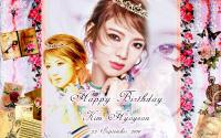 Happy Birthday Kim Hyoyeon