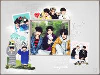 Celebrating 1000th wallpapers with VIXX