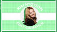 Hyoyeon | This is my green day