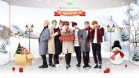 BTS Merry Christmas & Happy New Year