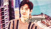 SUHO | EXO 2017 SEASON GREETING
