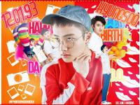 HappyBirthDay D.O.