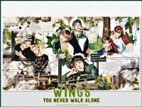 WINGS : YouNeverWalkAlone