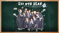 EXO 5TH YEAR ANNIVERSARY