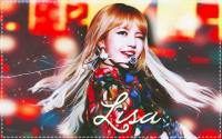 LISA - BLACKPINK