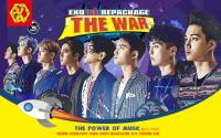 EXO ● THE WAR _ POWER 2017 ● #3