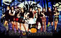 SNSD Happy Halloween Day