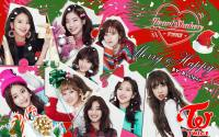 TWICE : MERRY & HAPPY ( Heart Shaker )